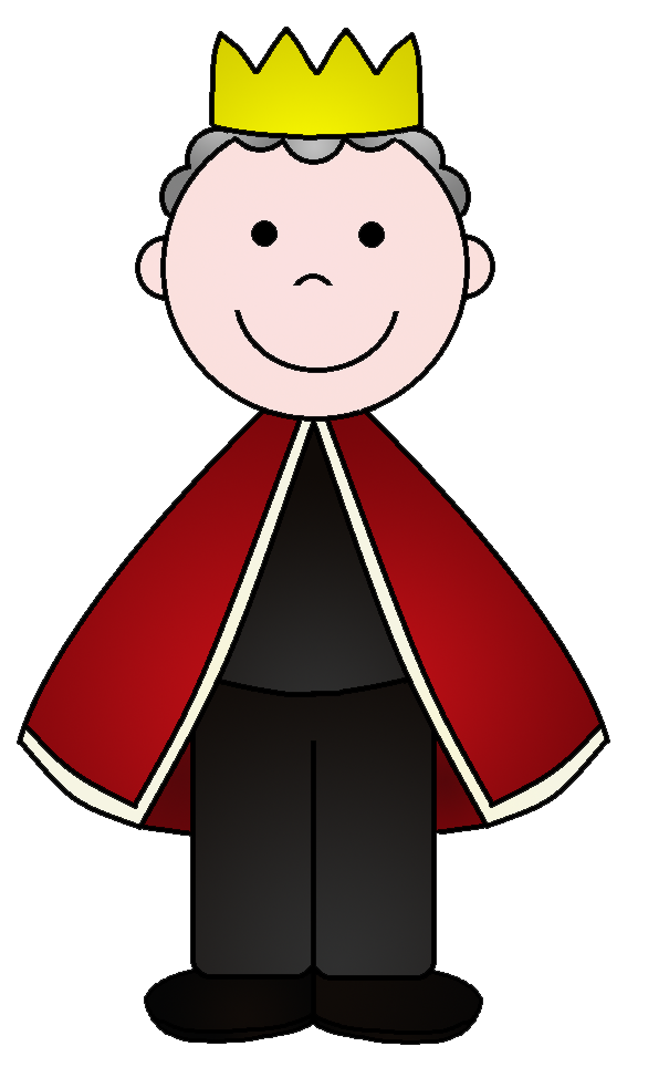 King Clipart #15079