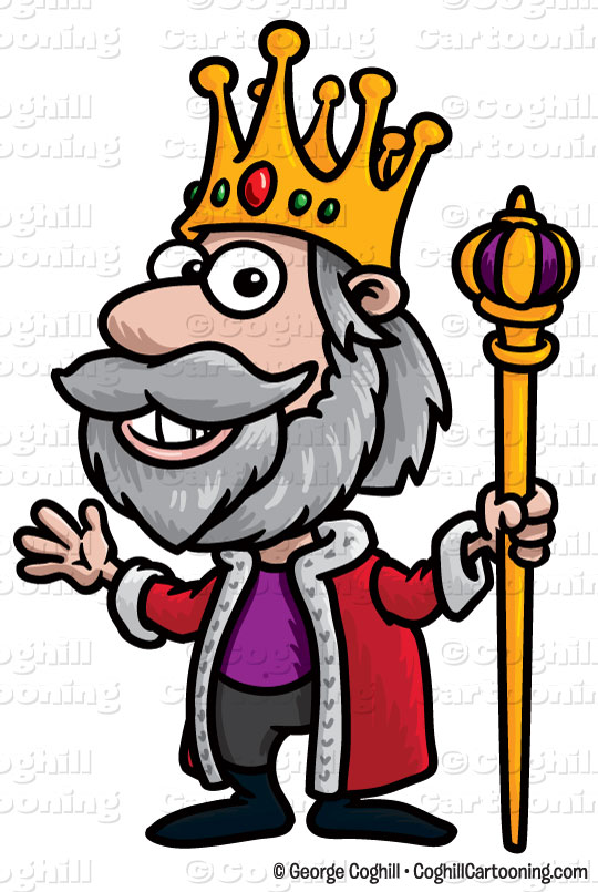 King Clipart #203