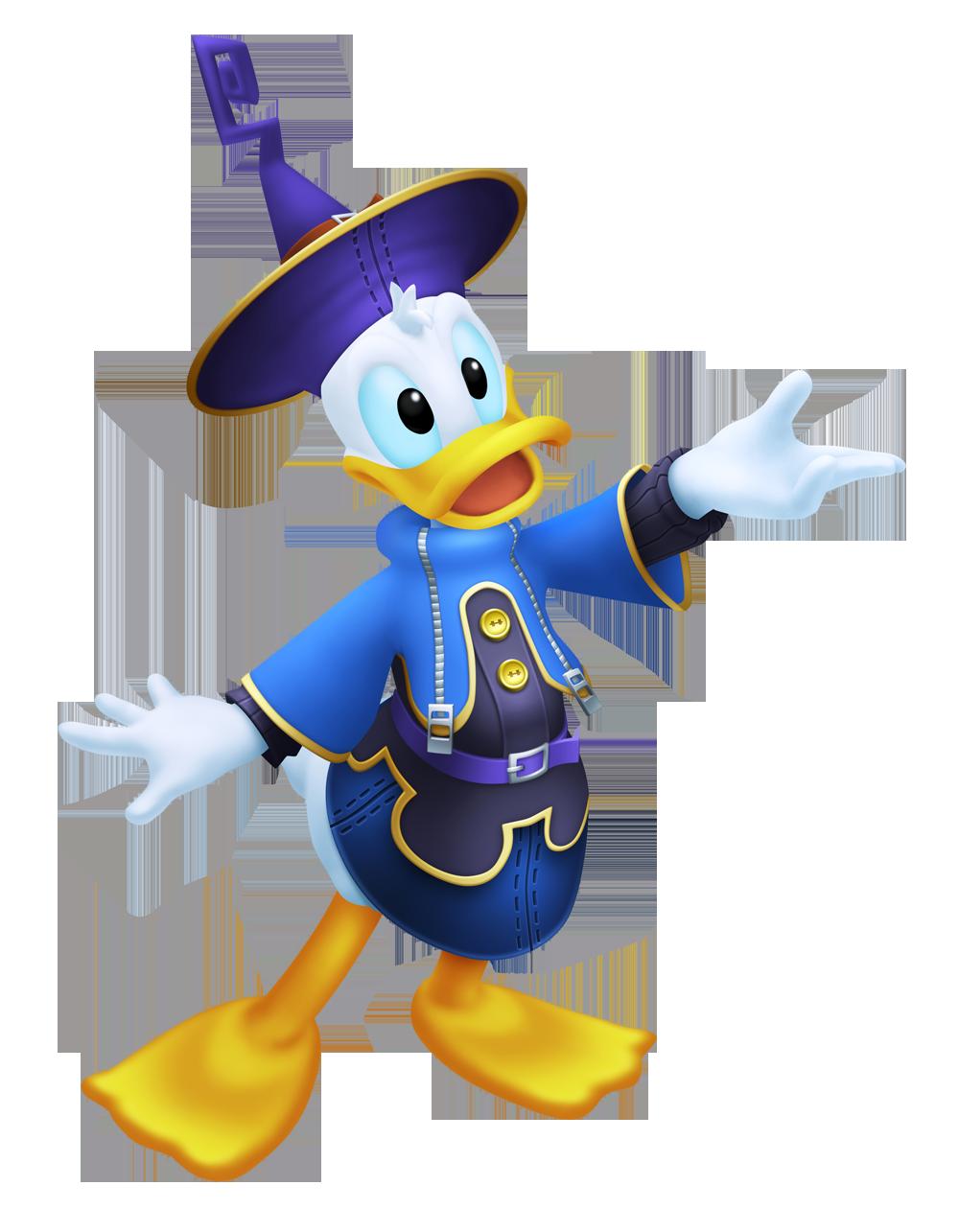 Donald Duck (Fantasia 3D)
