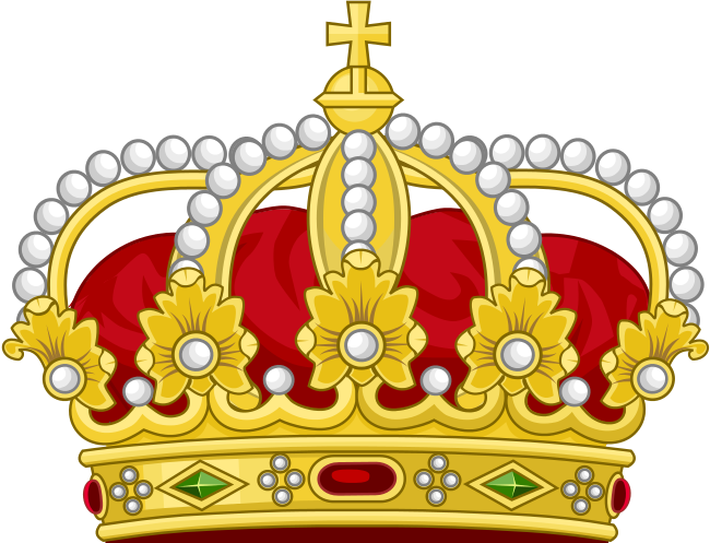 Kings crown clipart - .