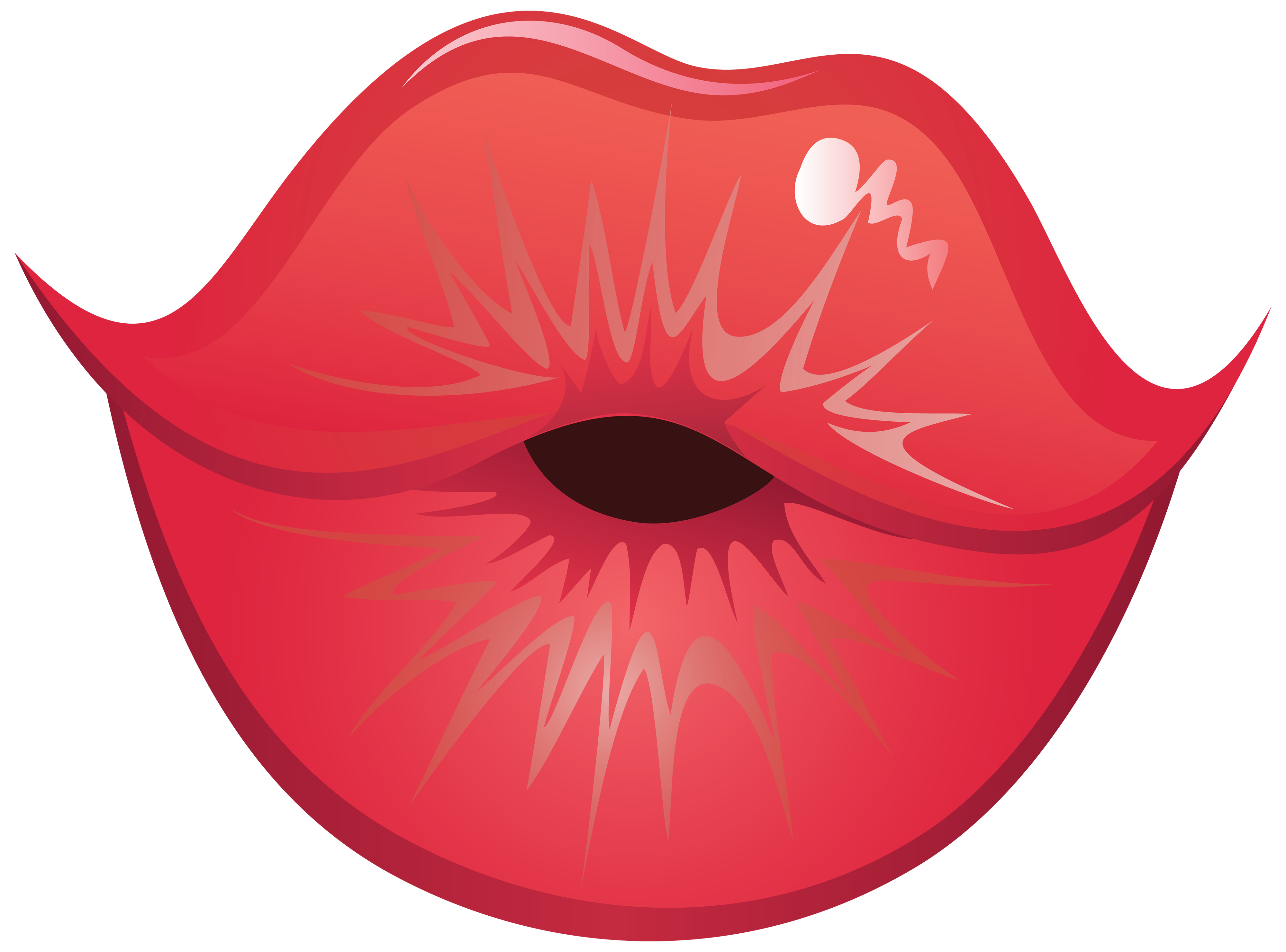 Kiss Clipart Free