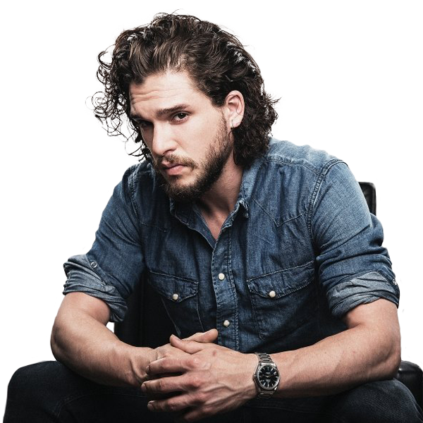 Kit Harington 2 Png Stock by DLR-Designs hdclipartall.com
