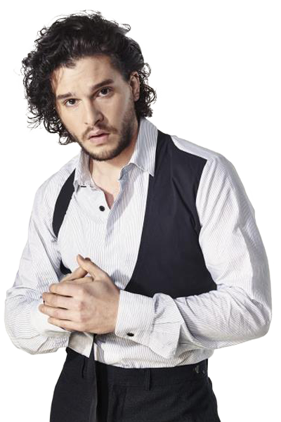 Kit Harington 3 Png Stock by DLR-Designs hdclipartall.com