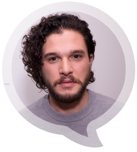 Kit Harington PNG Transparent Image