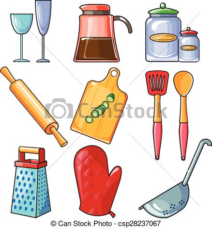 Cooking tools and kitchenware equipment - csp28237067