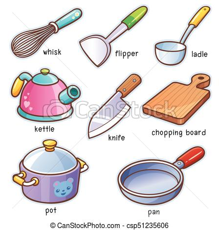 Kitchen tools - csp51235606