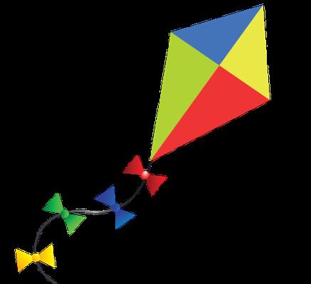 Kite clipart - ClipartFest