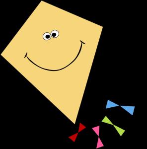 Kite Smiling