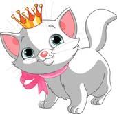 Cute Kitten · Kitten princess
