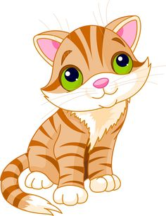 free vector Vector cute cat Vector graphic available for free download at  4vector clipartlook.com. Check out our collection of more than 180k free vector  graphics for ClipartLook.com