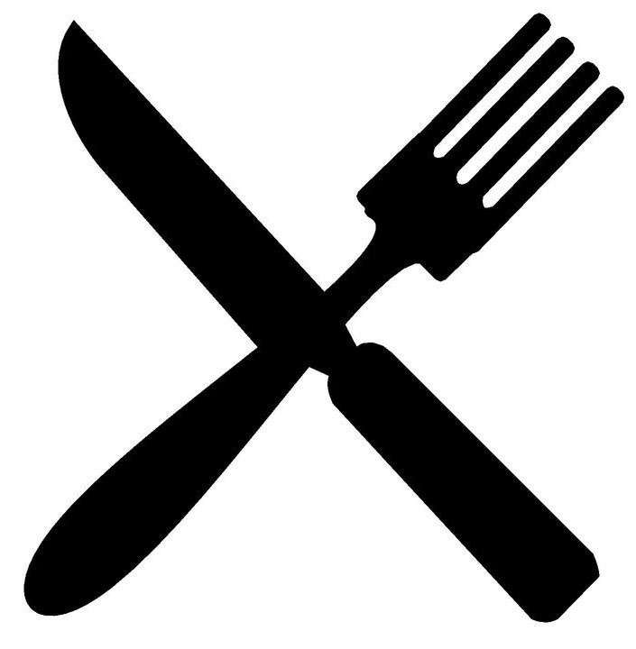 Knife And Fork Clipart .