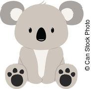 ... Koala Bear - Baby koala bear seated