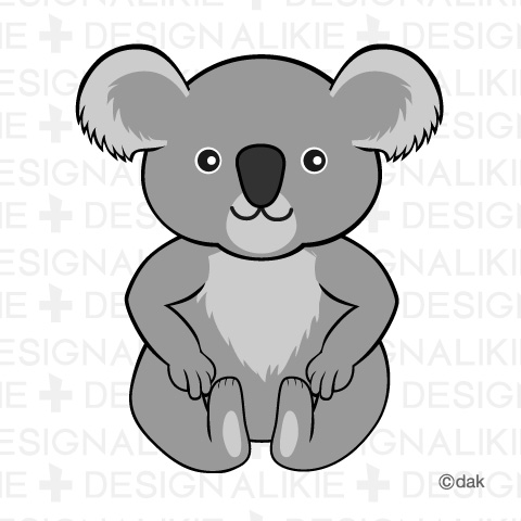 Koala bear clipart - ClipartFest