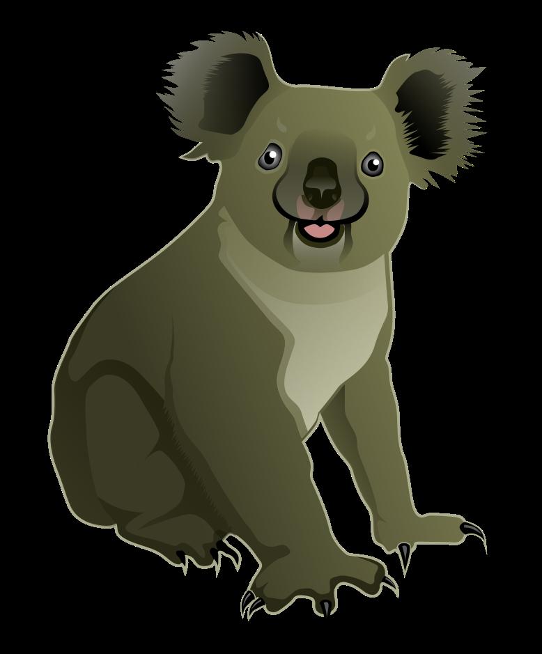 Koala Clipart Koala Clipart