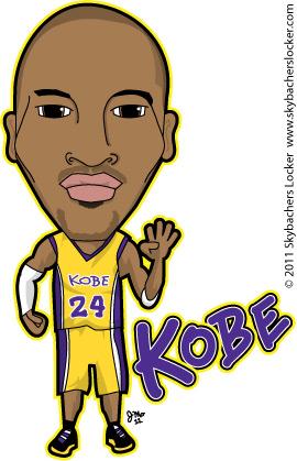 Kobe Bryant Clipart-Clipartlook.com-270