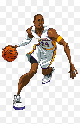 bryant, Bryant, No. 24 Jersey, Us Man PNG Image and Clipart