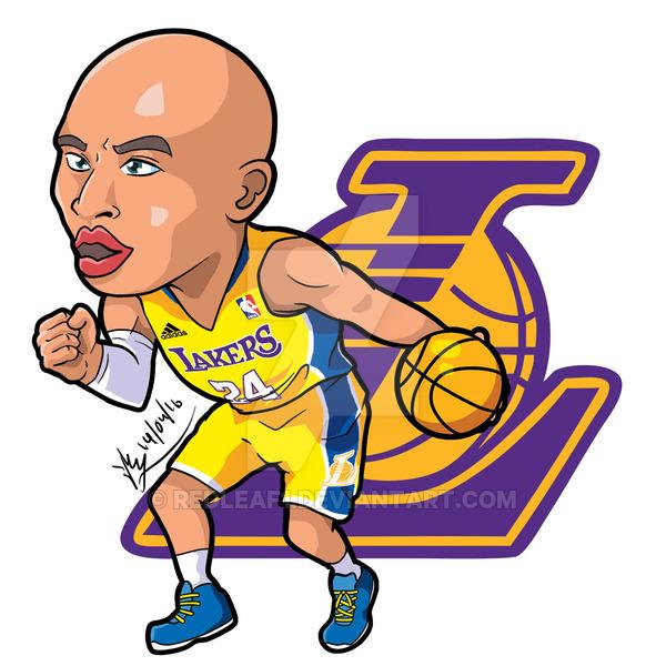 Kobe Bryant by redleaf1 ClipartLook.com
