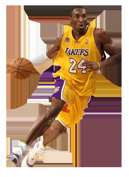 Kobe Bryant PNG File