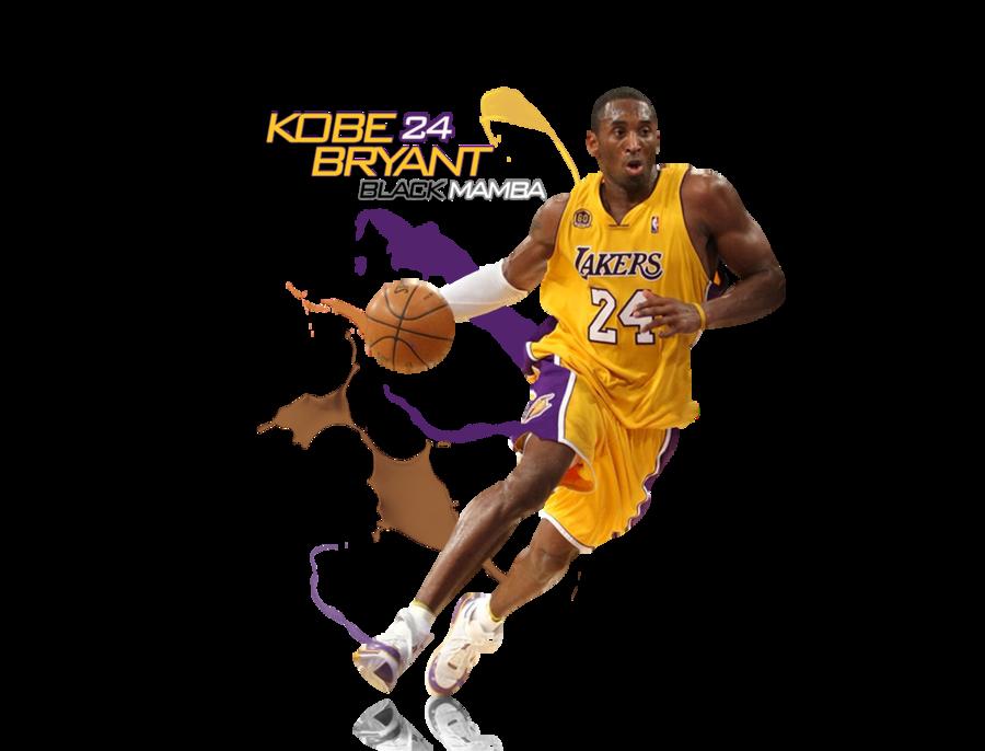 Kobe Bryant PNG Transparent Image
