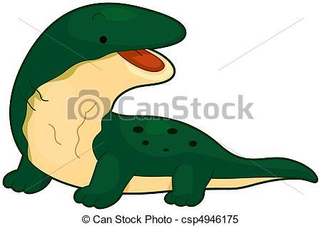Komodo Dragon - csp4946175
