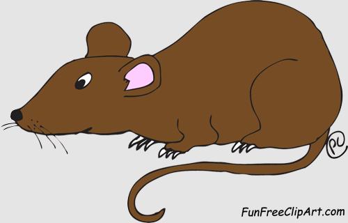 Lab Rat Fun Free Clipart Funfreeclipart Com