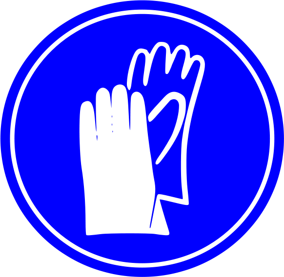 ... Lab Safety Symbols Clipart ...