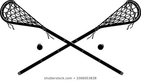 Lacrosse Stick Vintage - Lacrosse Clipart
