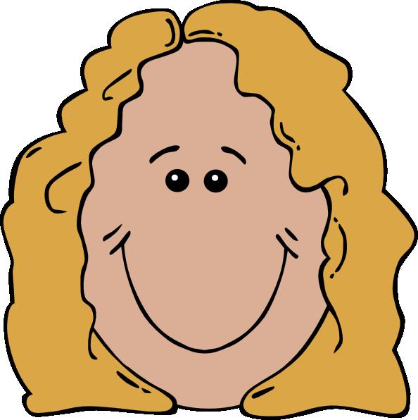 Lady Face Clip Art At Clker Com Vector Clip Art Online Royalty Free