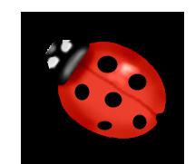 Animated Ladybug Clipart #1