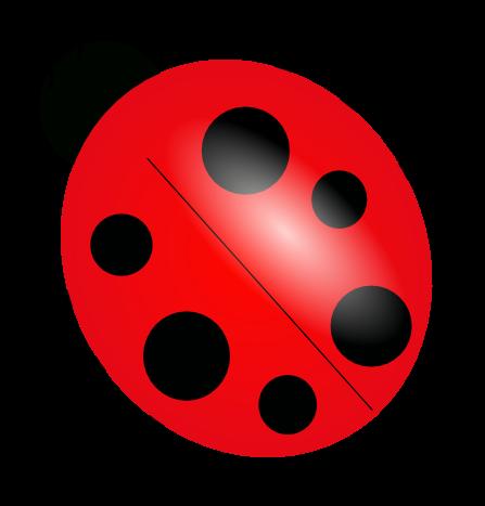 ladybug clipart. Free Ladybug Clipart 1