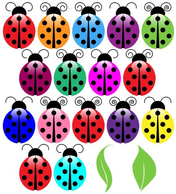 ... Ladybug Clipart Free - clipartall ...
