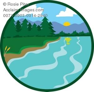 image tag: lake clip art - Lake Clipart