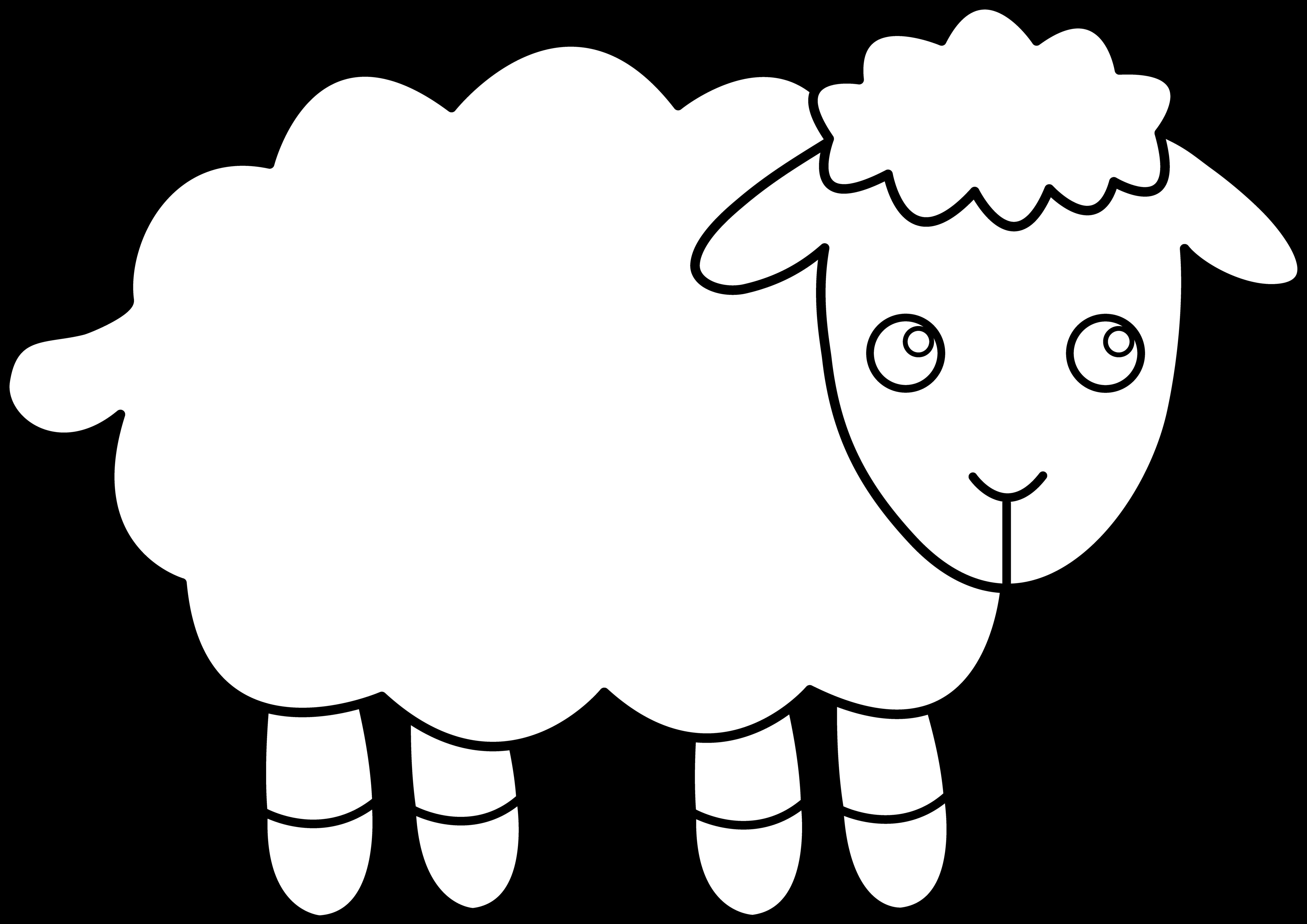 ... Lamb Clipart - clipartall ...