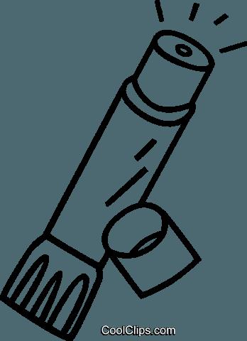 Large Glue Stick Clip Art