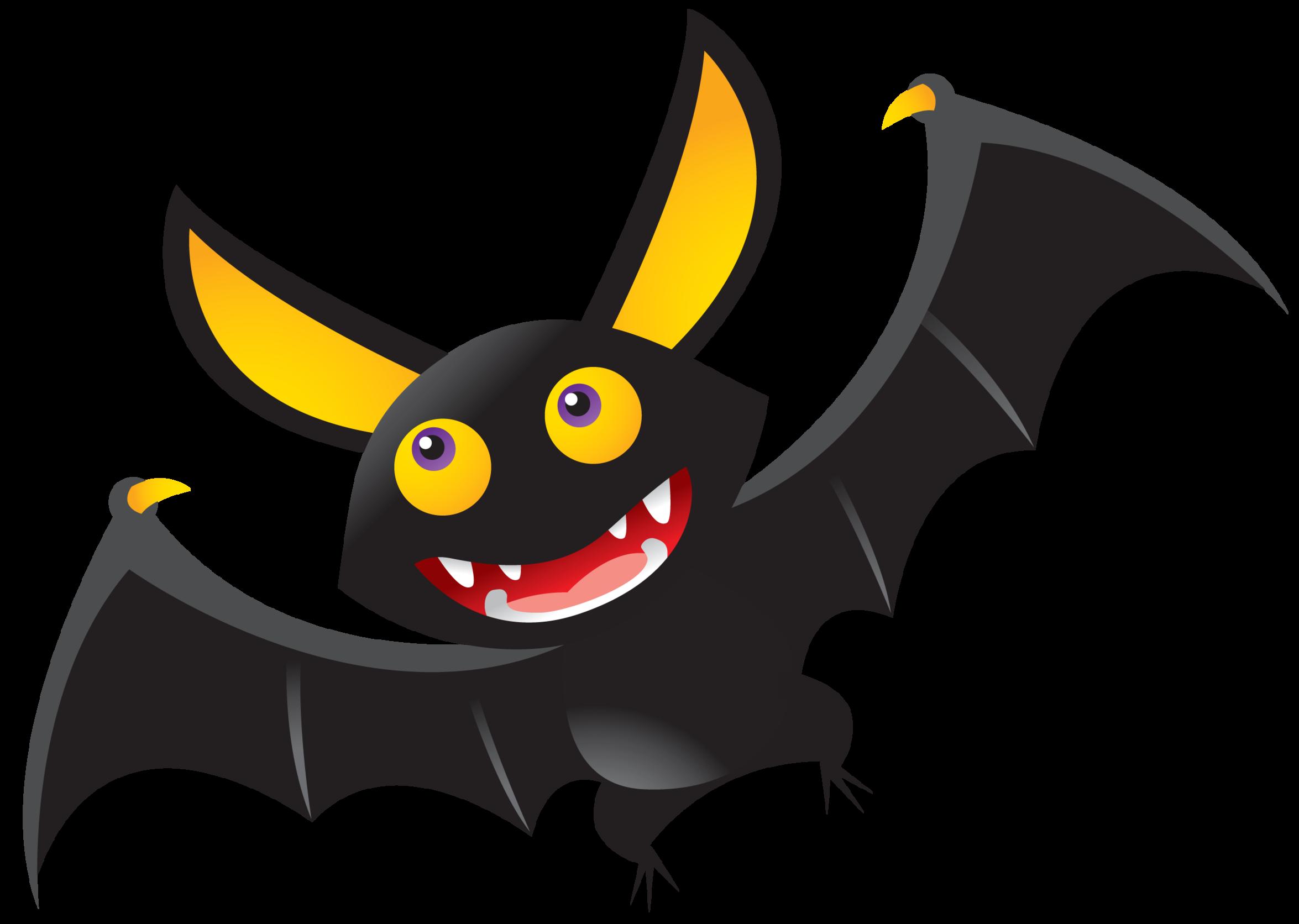 Large PNG Bat Clipart