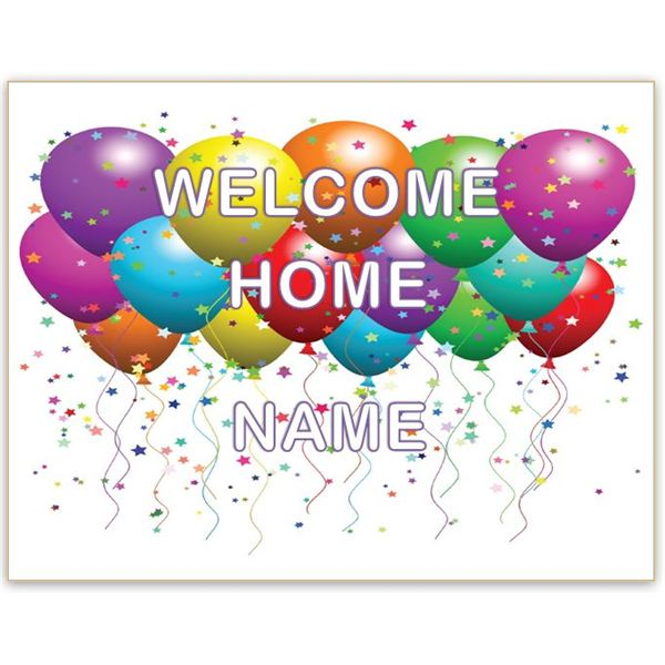 Latest Welcome Home Clip Art  - Welcome Home Clipart