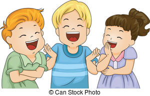 . hdclipartall.com Little Kids Laughing - Illustration of Little Male and.