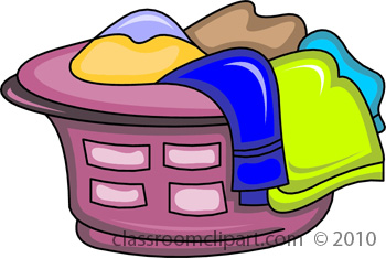 Laundry Basket Clip Art Http Classroomclipart Com Clipart View