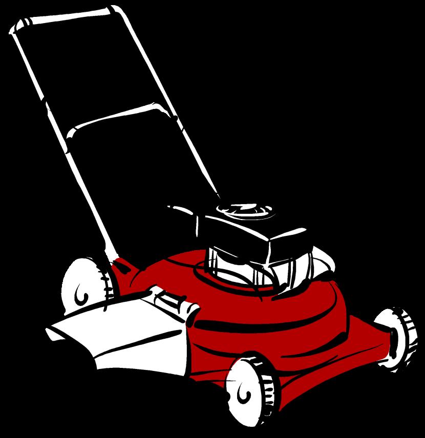Lawn Mower Clipart Free Clip Art Images