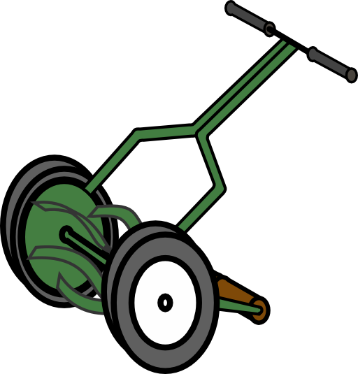 Lawn Mower Clipart Free Clipart Images