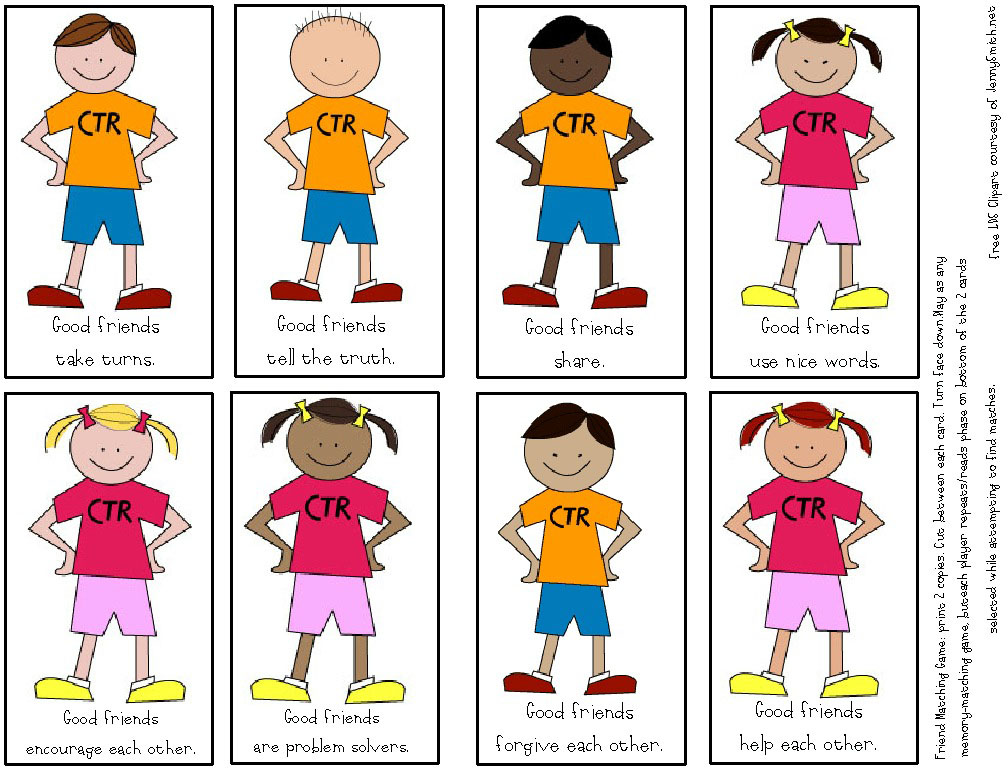 Lds Primary Clipart   Clipart library - Free Clipart Images