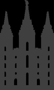 Lds Temple Clip Art