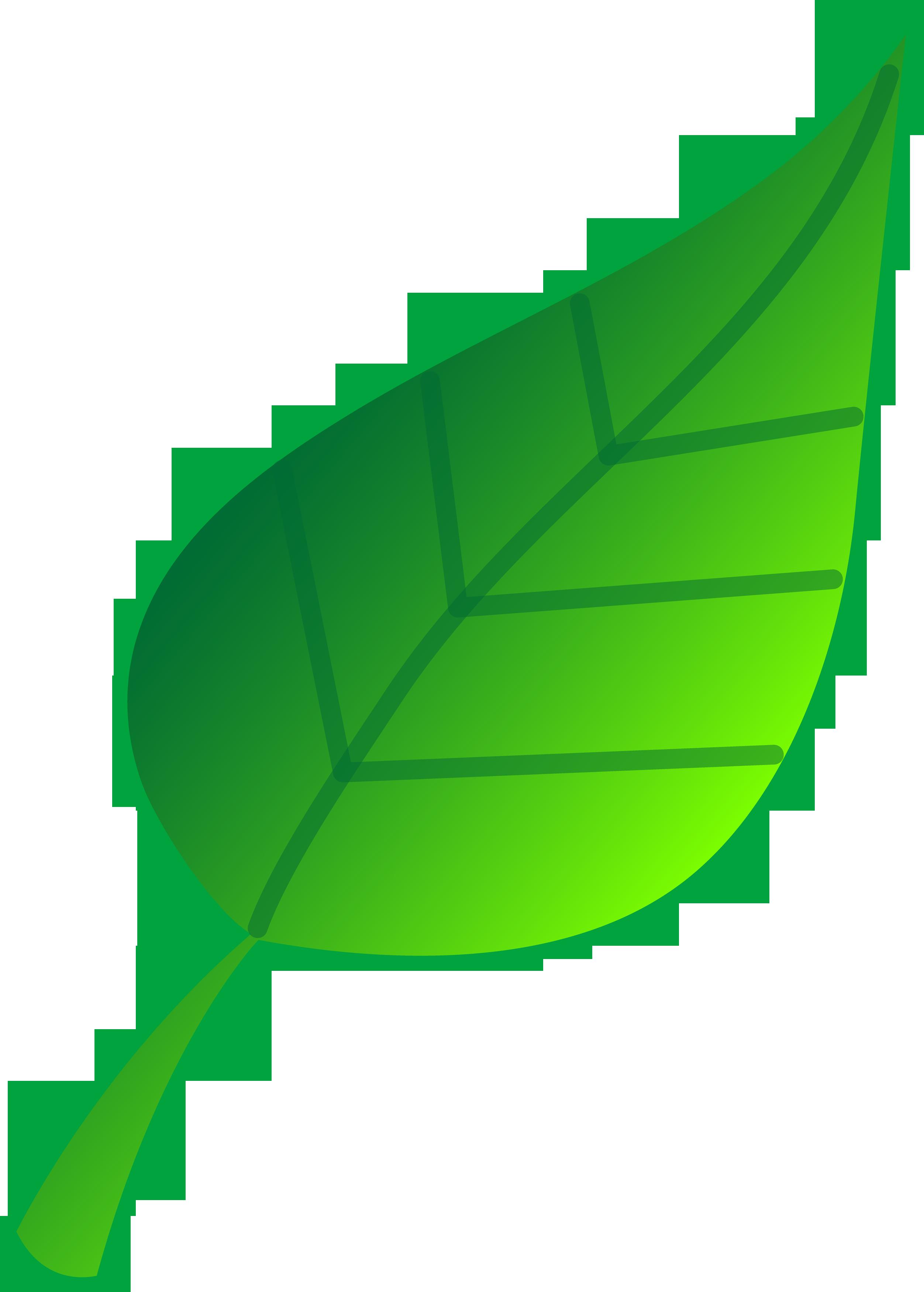 Leaf Clip Art 1