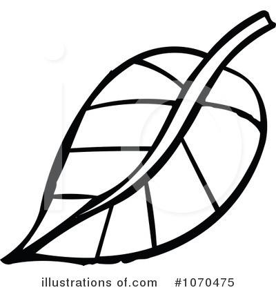 Leaf Outline Clip Art Free