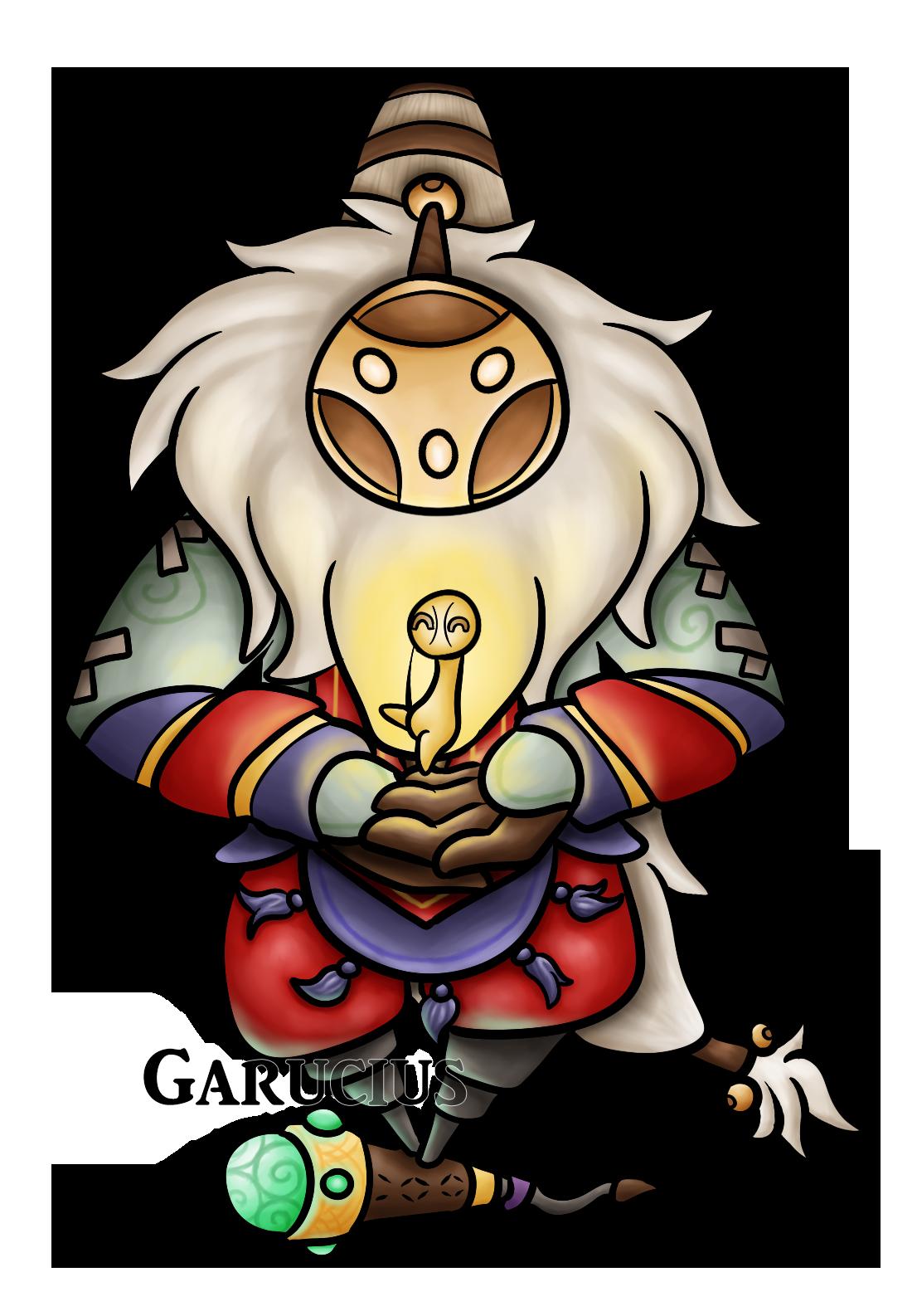 Chibi Bard by Garucius HD Wallpaper Artwork Fan Art League of Legends lol  (2)