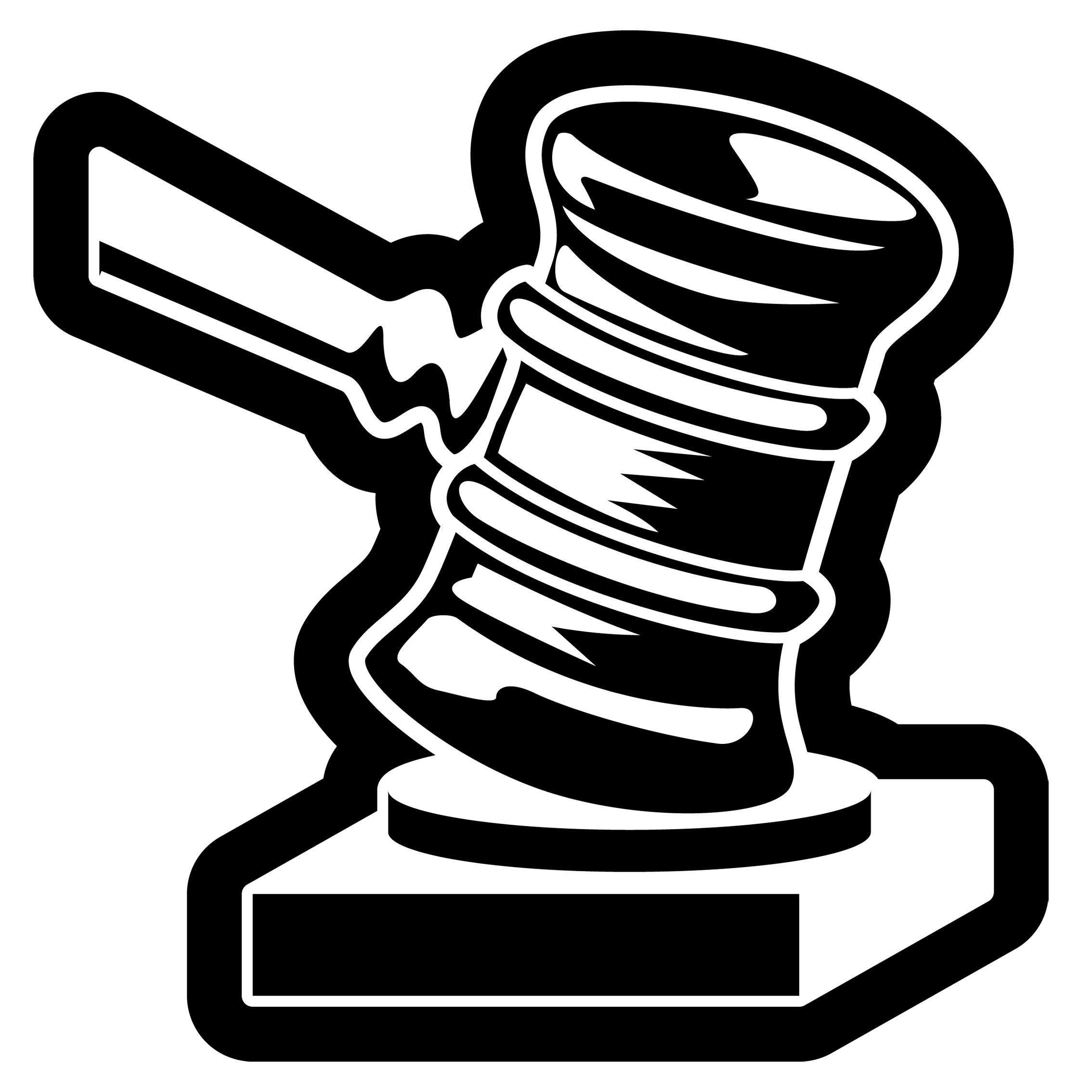Legal employment law clipart 3 image
