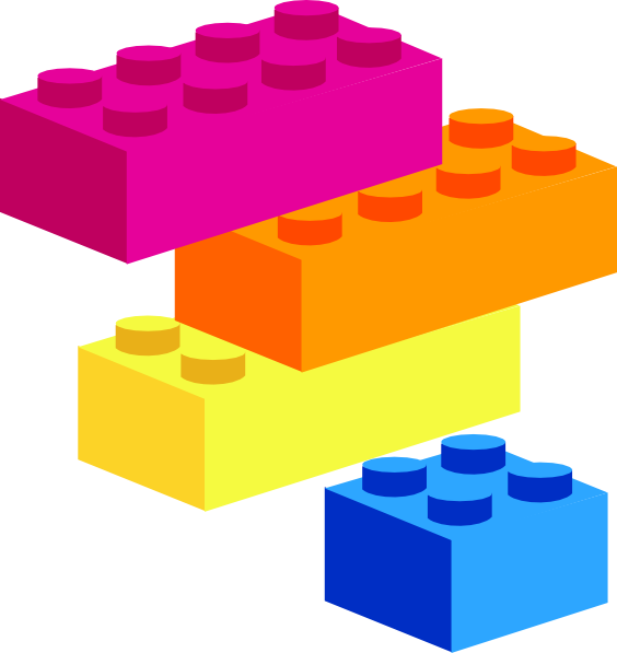 Legos Clip Art