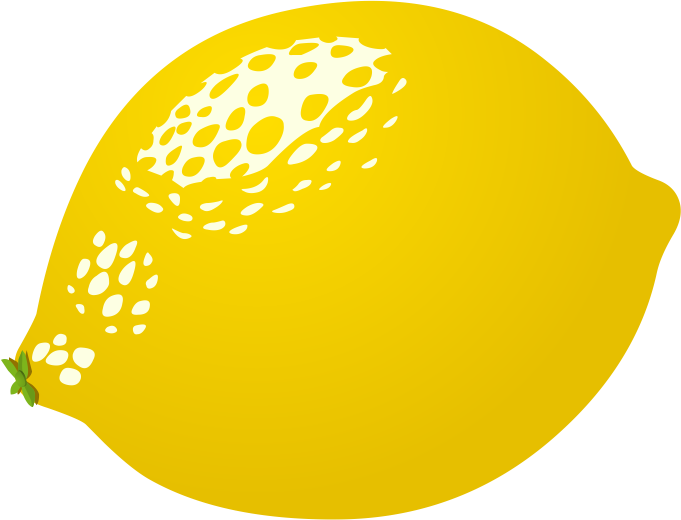 Lemon Clip Art · lemon clipart