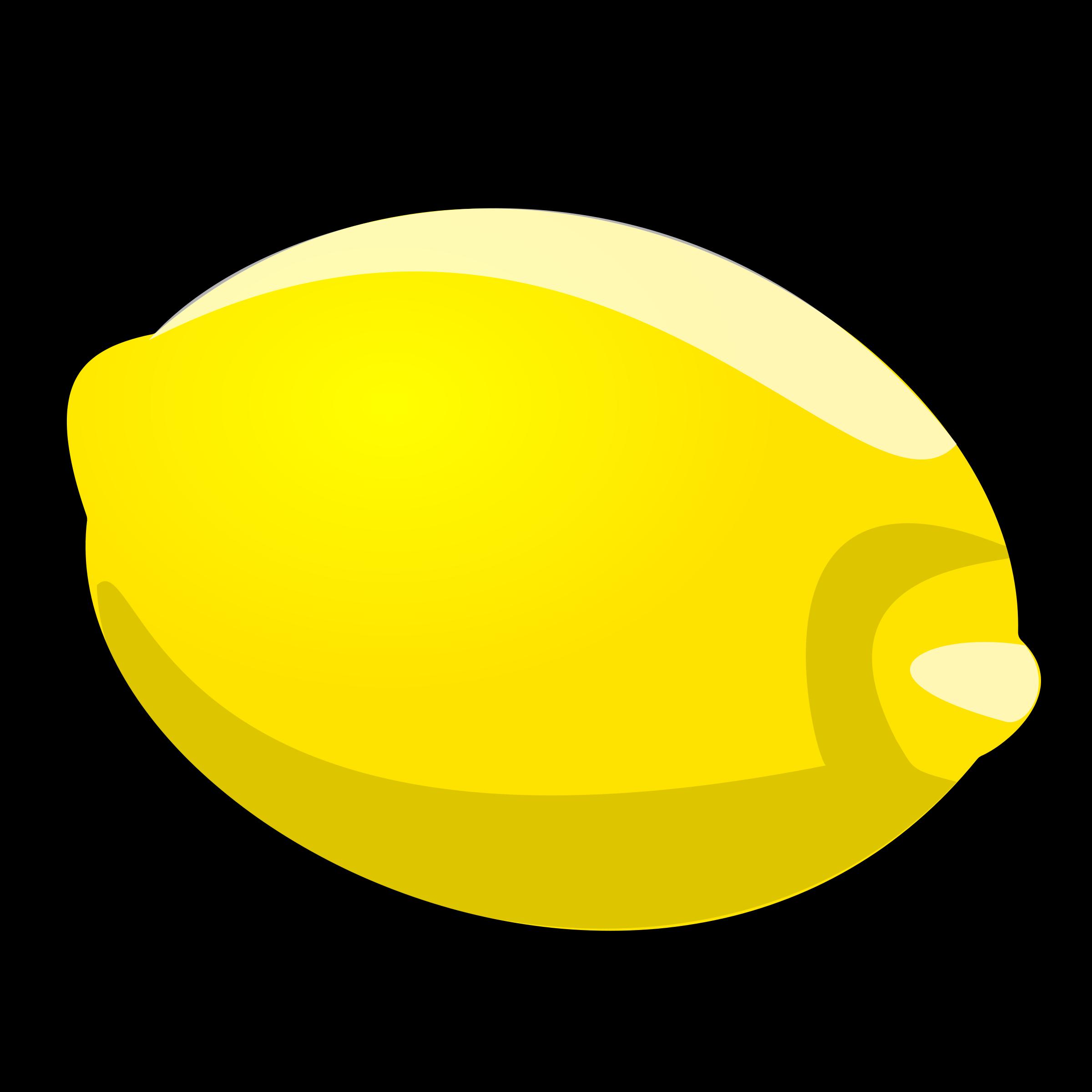 Clipart Lemon Clipart