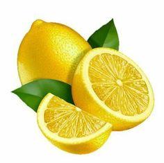 Vintage Lemon Clipart #1